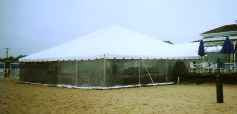 tent and accessories rental